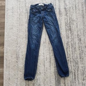 Hollister Co. Boot cut jeans